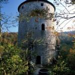 SLOVENIA IMAGE CASTLE TOWER