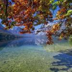 SLOVENIA BOHINJ LAKE