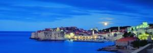 Dubrovnik the pearl of Croatian Mediterranean