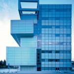 SLOVENIAN MODERN ARCHITECTURE - CoC EAST FACADE