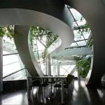 SLOVENIAN MODERN ARCHITECTURE - INTERIOR