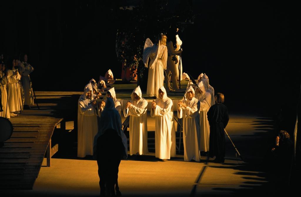 Škofja Loka passion, medieval event