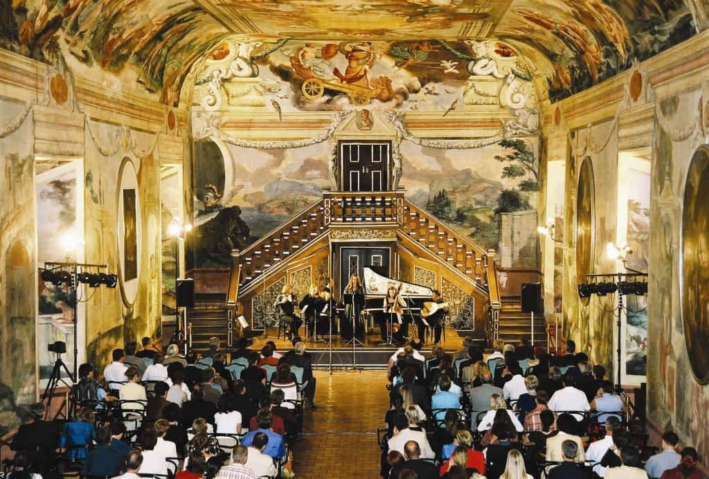 The Knight´s Hall, Brežice Festival Group